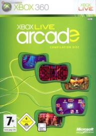 Xbox Live Arcade-spelpakket