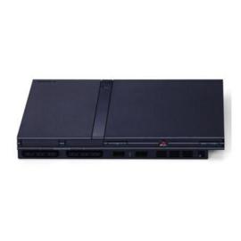 PS2 Slim Zwart of Zilver