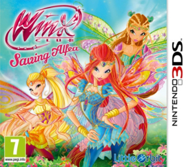 Winx Club Saving Alfea