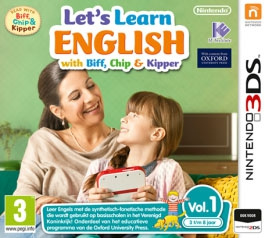 Lets Learn English with Biff Chip and Kipper Vol 1