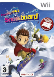 Family Ski and Snowboard
