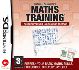 Maths Training the Hundred Cell calculation Method