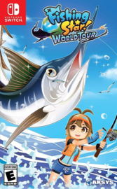 Fishing Star World
