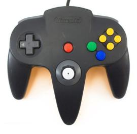Nintendo Controller Zwart
