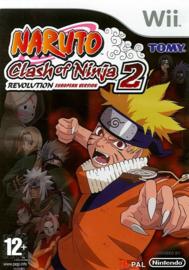 Naruto Clash of Ninja Revolution 2 - EU Version