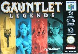 Gauntlet Legends