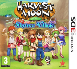 Harvest Moon Skytree Village