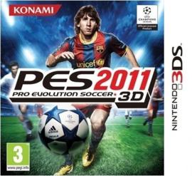 PES 2011 3D Pro Evolution Soccer
