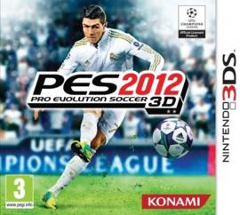 PES 2012 3D Pro evolution soccer