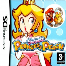 Super Princess Peach