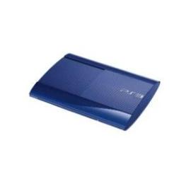 PS3 SuperSlim 250 GB Blauw