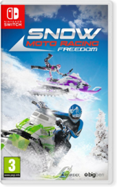 Snow Moto Racing Freemdom