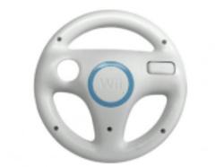 Wii Wheel wit