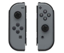 Joy Con set L + R Grijs