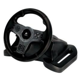 Logitech Driving Force Race Stuur met Pedalen