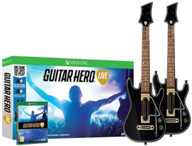 Guitar Hero Live + Gitaren