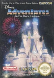 Disney Adventures in Magic Kingdom