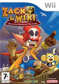 Zack and Wiki Quest for Barbaros Treasure