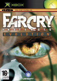 Far Cry Instinct Evolution