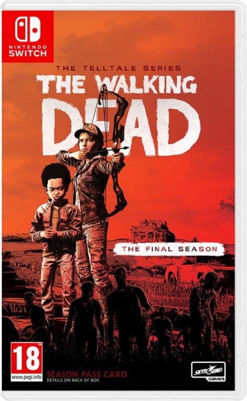 Telltale's The Walking DeadThe Final Season