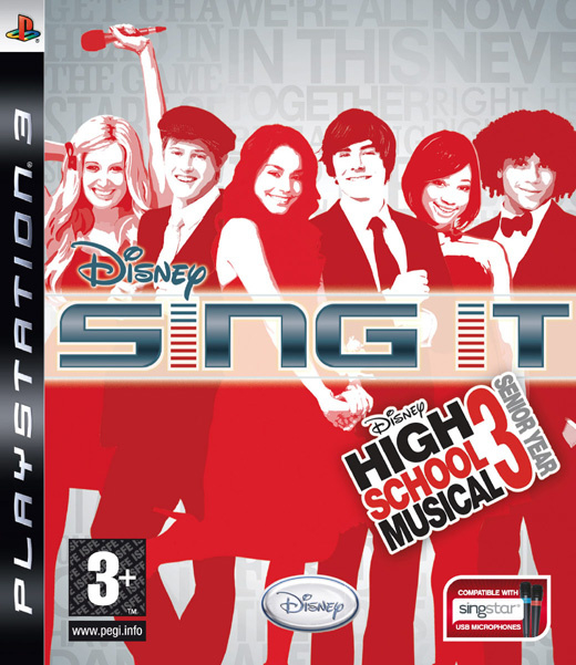 Disney Sing It High School