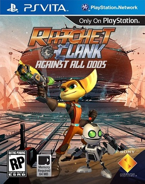 Ratchet and Clank Against All Ods