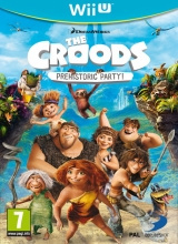 The Croods Prehistoric party!