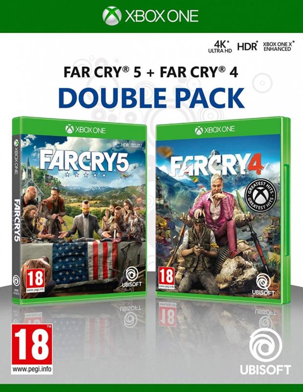 Far Cry 5 + Far Cry 4 Double Pack