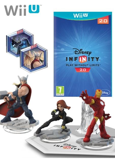 Disney Infinity 2.0 Starterpack