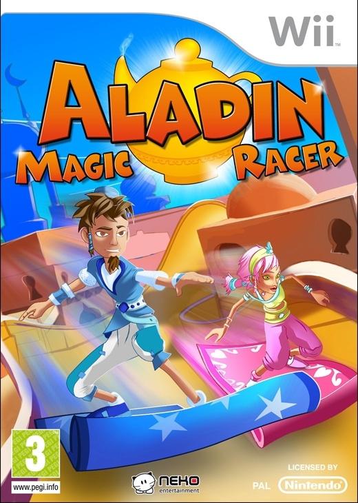 Aladin Magic Racer