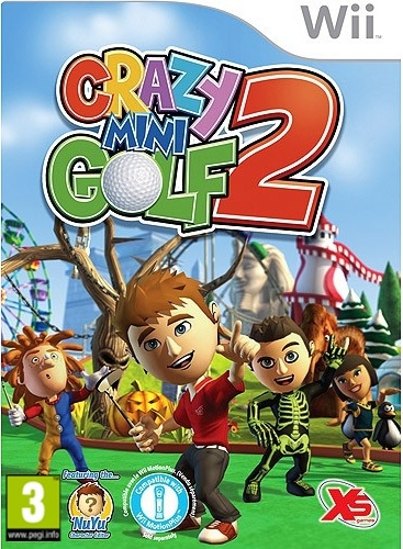 Kidz Sports Crazy Mini Golf 2