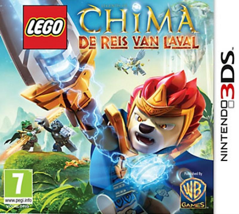 LEGO Legends of CHIMA De Reis van Laval