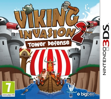 Viking Invasion 2 Tower Defense