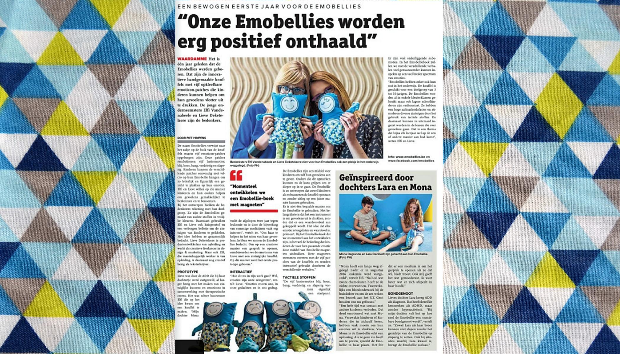 Brugsch Handelsblad 23/11/2018