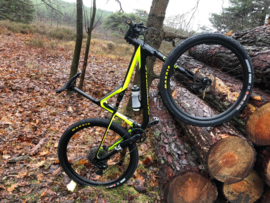 Carbon MTB wielsets voor Cannondale LEFTY, 2019 SUPERAANBIEDING