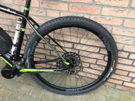 Carbon MTB wielsets voor Cannondale LEFTY 29""