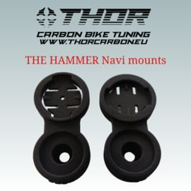THOR THE HAMMER!  MTB Carbon Integrated Cockpit