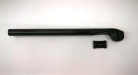 THOR SINGLE BOLT Carbon Zadelpen offset 15 mm