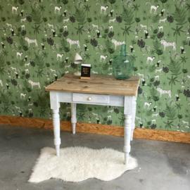 Brocante bureau/tafel