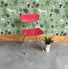 Mini vintage stoeltje