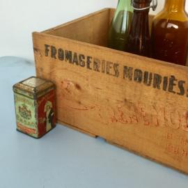 Frans brocante kistje