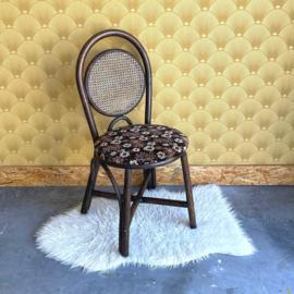 Webbing stoel