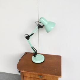 MIntgroene bureaulamp