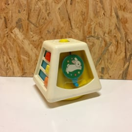 VIntage Fisher Price kubus