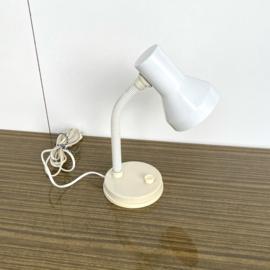 Witte bureaulamp