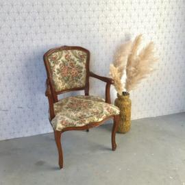 Brocante Gobelin stoel