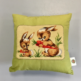 Kussen `konijn`