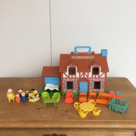 Fischer Price speelhuis