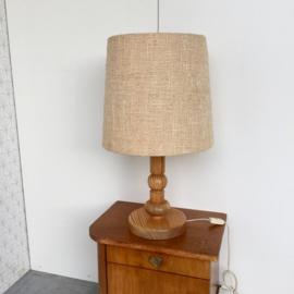Hoge vintage tafellamp