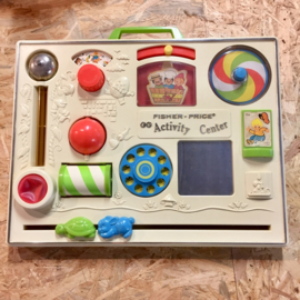 Fisher Price acitivitycentre